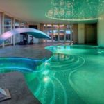 Iluminar a piscina
