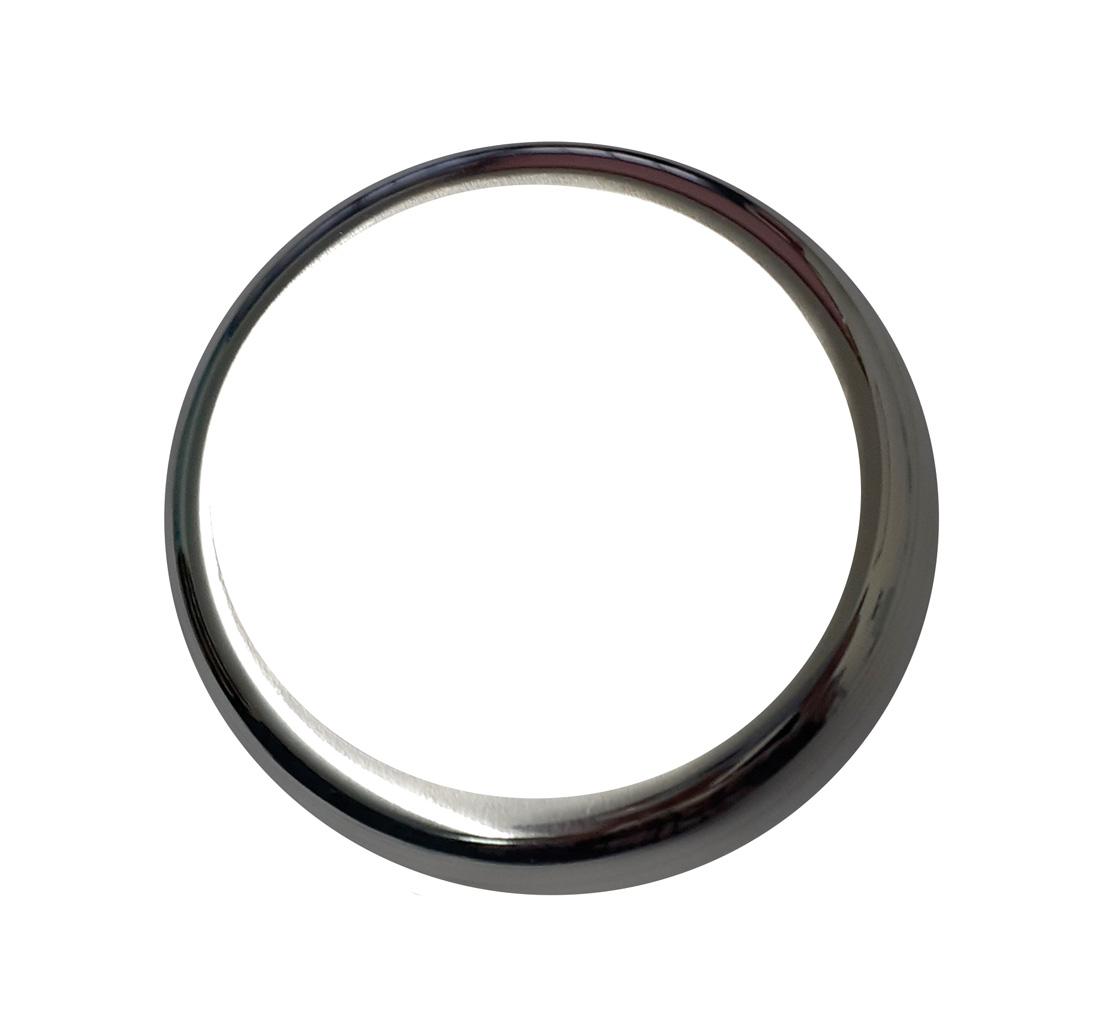 Aro Capa de Inox 80mm