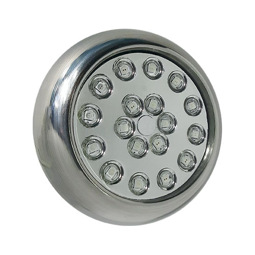 Refletor de Super Led Inox